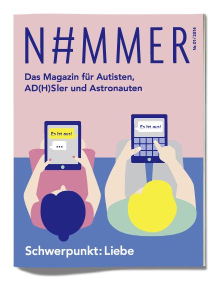 N#MMER Cover Ausgabe 01